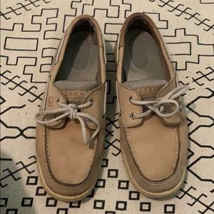 Traditional Sperry Topsider Boat Shoes